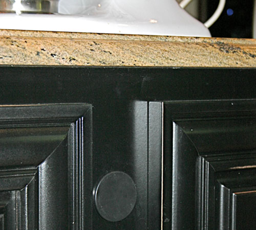 Kitchen Island Receptacle: Kitchen Island Outlet Location Issue